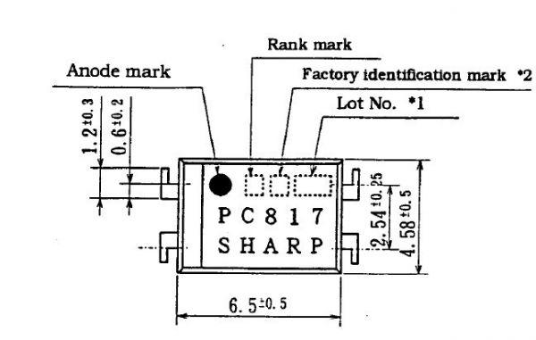 оптрон 817 - Практическая схемотехника.